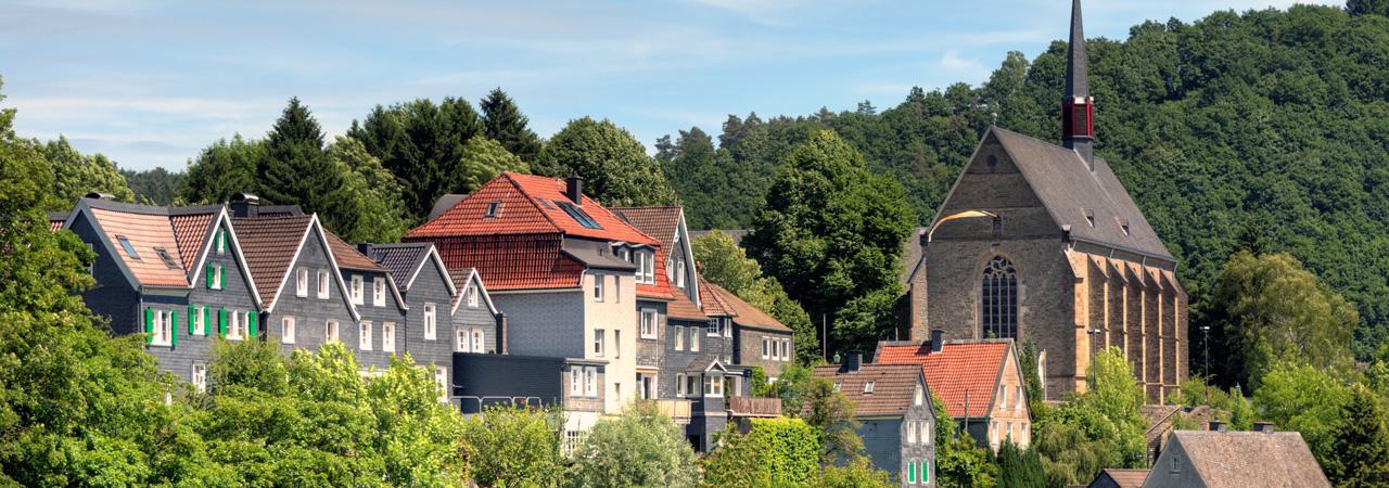 Ferienwohnung Wuppertal-Beyenburg